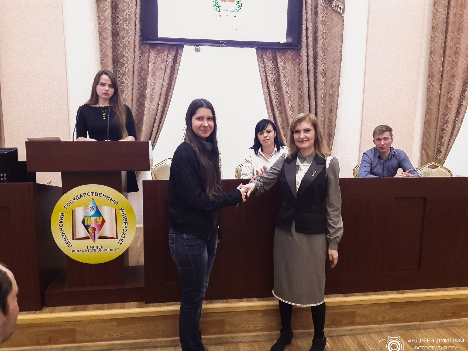 Состоялось заседание студенческого научного общества ФПИТЭ